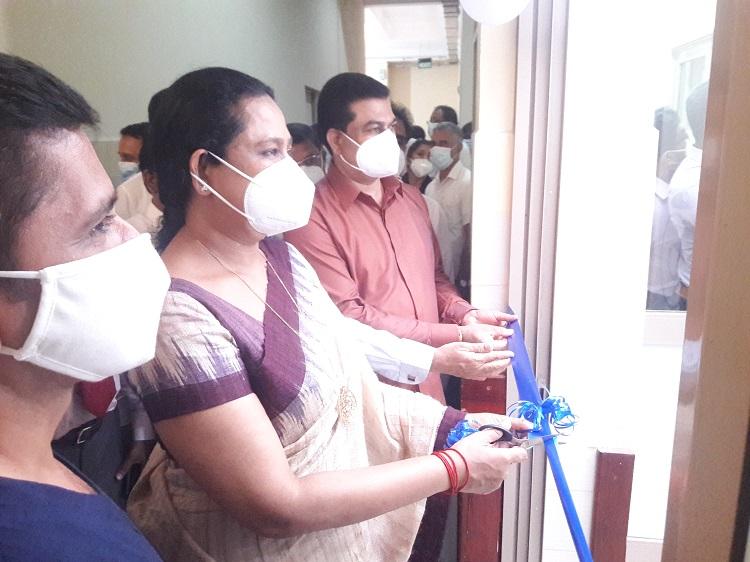 Empowerment of Ratnapura Teaching Hospital with Digital Technology